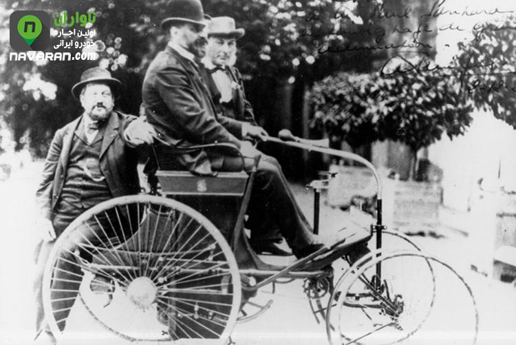 اولین ماشین برندهای معروف
