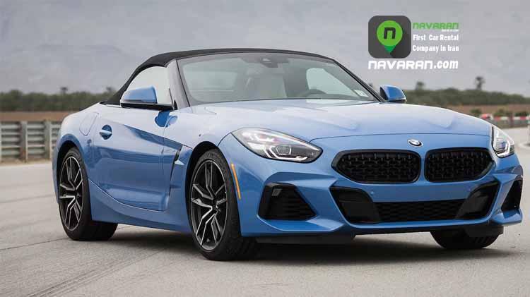 BMW Z4 2019، شاهکار تویوتا و BMW