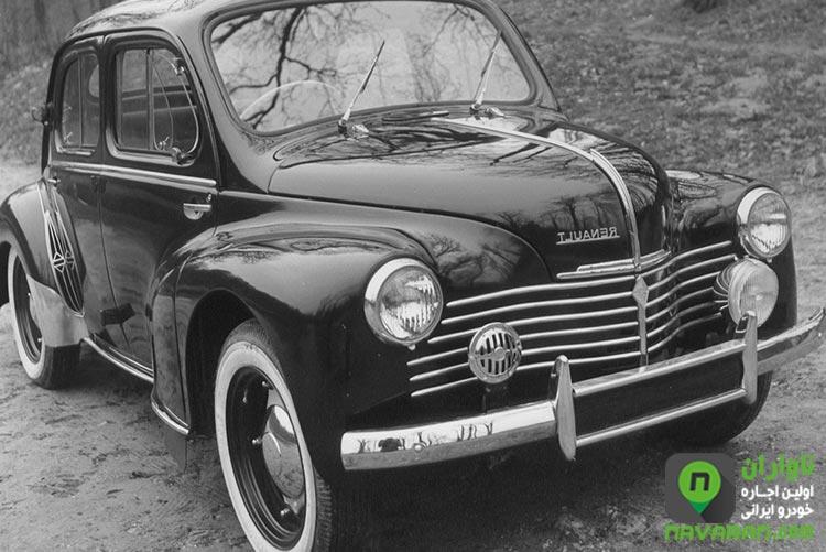 خودرو رنو مدل 4cv