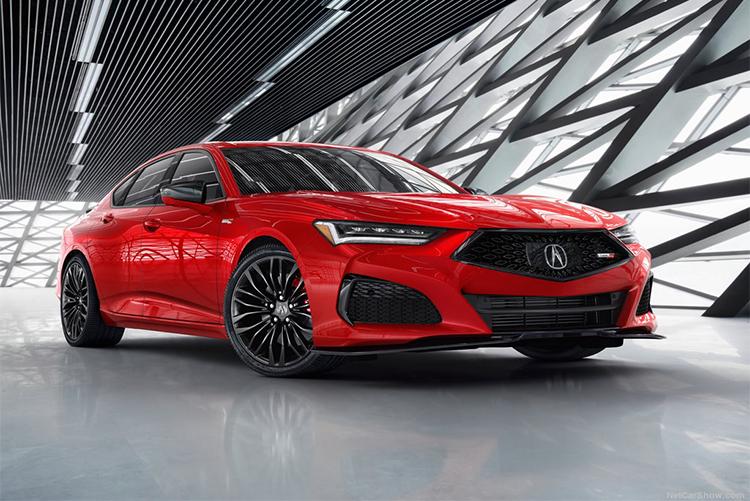آکورا TLX مدل 2021 | بررسی کامل جدیدترین خودرو آکورا