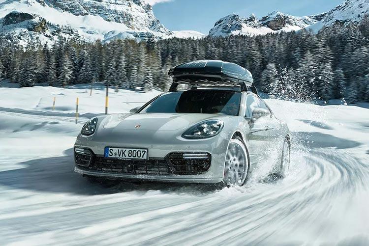 اصول رانندگی در زمستان| 15 ترفند مهم رانندگی در هوای برفی