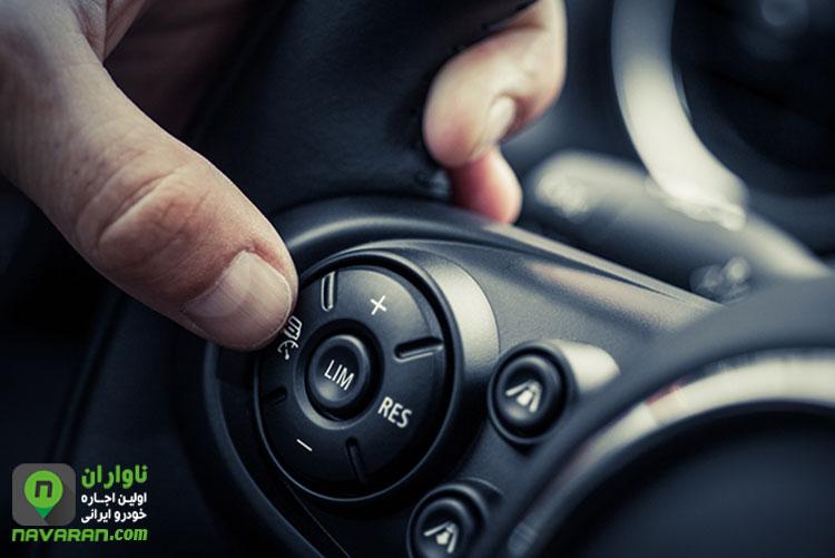 در هنگام رانندگی در زمستان از کروز کنتر خودداری