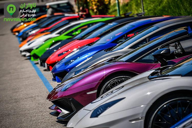 نکات نگهداری و محافظت از رنگ خودرو