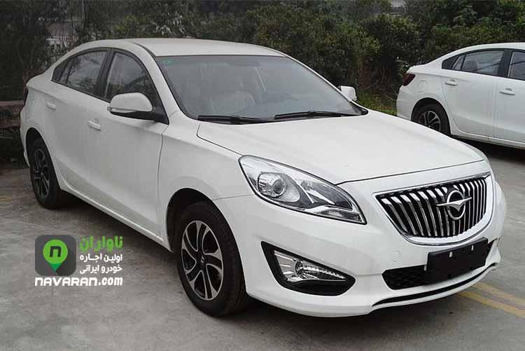 هایما M5، مشخصات فنی و قیمت ماشین جدید ایران خودرو