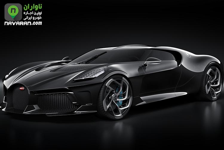 گران ترین ماشین جهان /  همه چیز در مورد گران ترین ماشین جهان La Voiture Noire