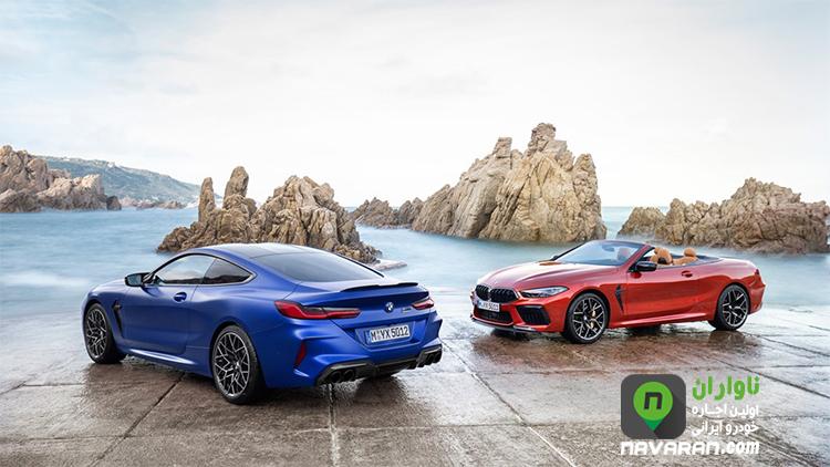 بی ام و M8، جدیدترین ماشین BMW+ویدئو