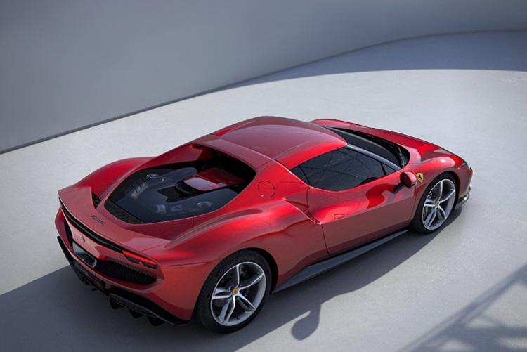 جدیدترین خودرو سوپر اسپرت فراری، GTB 296 2022