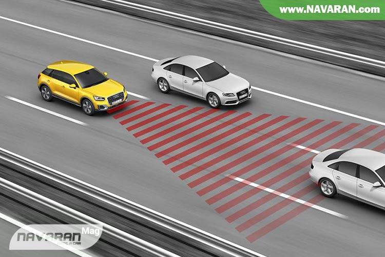 نحوه عملکرد کروز کنترل در جاده