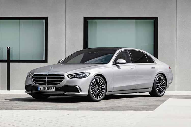 بررسی جدیدترین خودرو مرسدس بنز  | Mercedes Benz 2021 s class