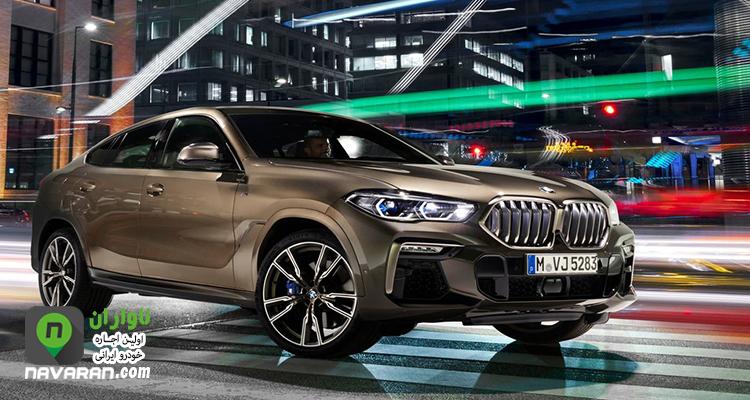 BMW بی ام و M50i مدل 2020 + عکس و بررسی