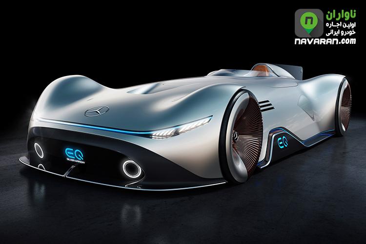 ویدئو خودروهای آینده برترین برند ها